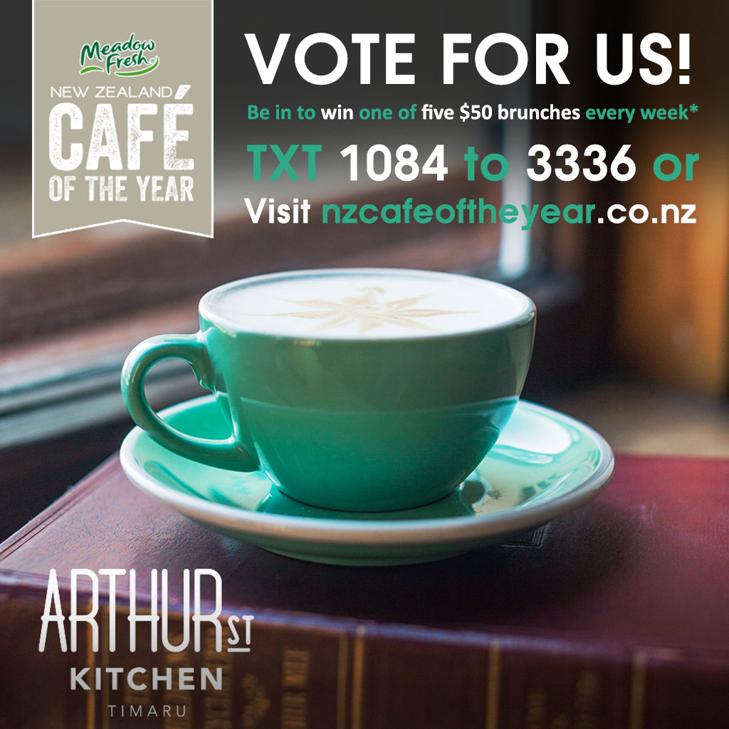 NZ Cafe of the Year